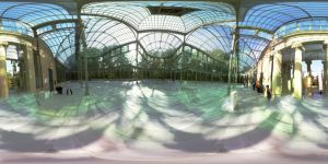 Spanish greenhouse sun 360x180 by Graphica