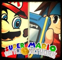 Super Mario Battle Network OST disc#1 by TheRedThunderX