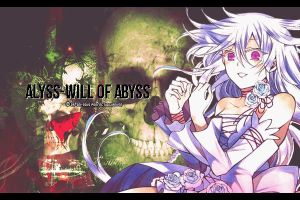 Pandora Hearts - Blend Alyss-Will of Abyss  ~ by Perfectionxanime