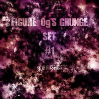 Figure's grunge pack 1 by figure9