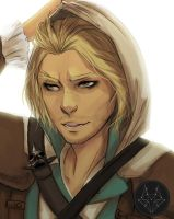 Edward Kenway by leaf-gem