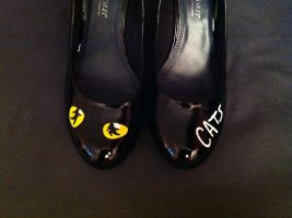 CATS shoes by BWCat