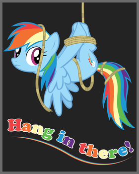 Hang in there by Stinkehund