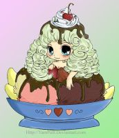 Ice cream chibi by Taira-chan9800