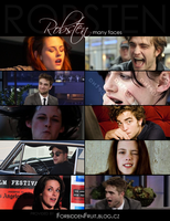 Robsten many faces - Part 04 by Bewlyer