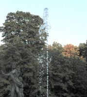 fountain by Bokor