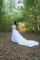 Forest bride by magikstock