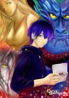 Devil Survivor by revolver277