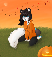 Happy Halloween by November-Wishes
