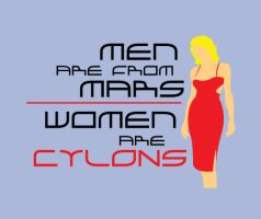 women are cylons by jamce