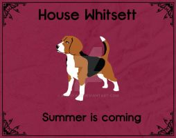 Whitsett House Sigil by kacyface