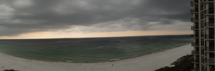 Storm Over Florida by VagrantGod