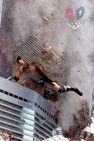 The Rock caused 9-11 by taotd