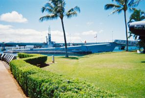 USS Bowfin SS-287 2 by Pwesty