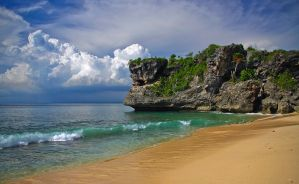 Balangan Beach by geckogr