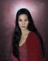 Arwen by lumpthing