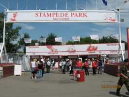 Calgary Stampede: Park Entry by ChapterAquila92