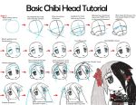 Chibi Head Tutorial by ZeroJigoku