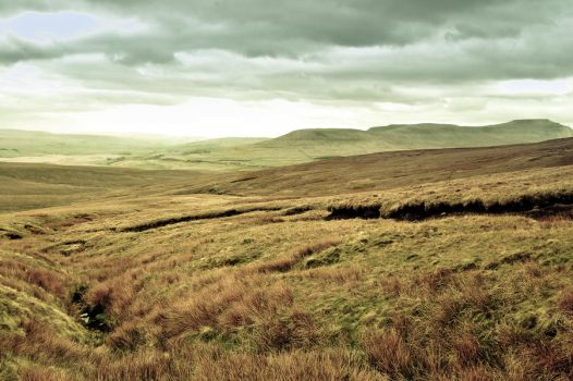 Inglesbrough, Yorkshire by genevievemales