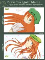Meme: Before - After by Nami-DA