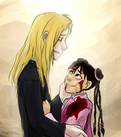 FMA- Come up to meet you by schellibie