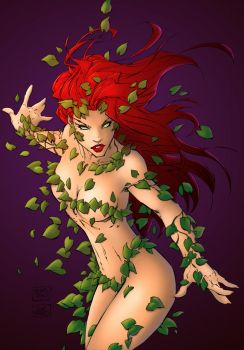 Poison Ivy by gonzo723