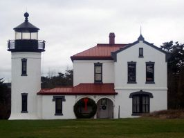 Admiralty Head Lighthouse I by Photos-By-Michelle
