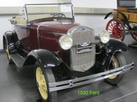 30 Ford by zypherion
