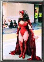 Scarlet Witch Megacon 2012 by Trunkophilia