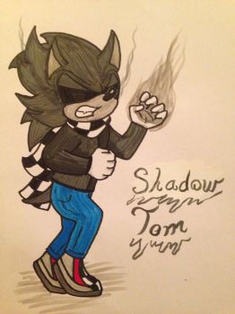 Shadow Tom (Gift from Starsinger1) by Tomtodd774