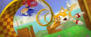 Emerald Hill Zone by Tricky-E
