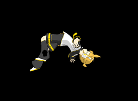 Len Kagamine Creation by Yaoi0Yuri0rules