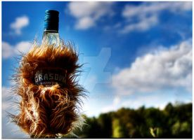 Bison Vodka HDR Try by DOMDESIGN