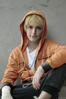 Uzumaki Naruto cosplay by Guilcosplay