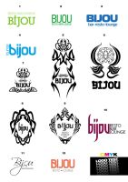 bijou logo set 1 by sounddecor