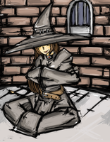 [The Witch in The Tower] by Endless-warr