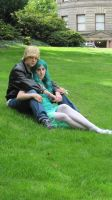 A quiet day in the grass before recitals by Arachnoid