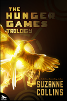 Hunger Games Trilogy Fan-made book Cover by TributeDesign