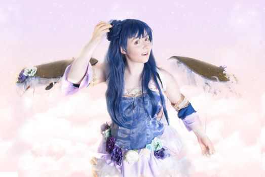 Little Angel Yohane / Yoshiko cosplay - Love Live by ellieclairecosplay