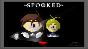 SpookeD FivE by SynDuo