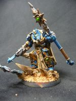 Thousand son sorcerer lord by Solav