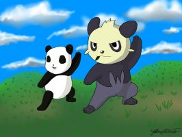Yancham and Shao May by YellowStones