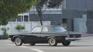Muscled-up '63 Plymouth by finhead4ever