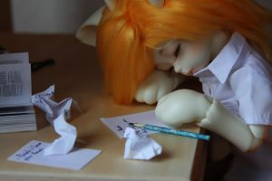 A letter by stievel