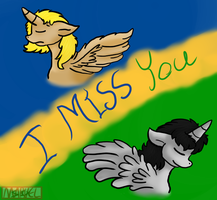I miss you brother by EeveeFennekinFan