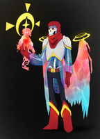 God of Mercy by QueensDaughters