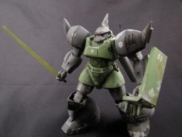 Gelgoog Marine Weathering by clem-master-janitor