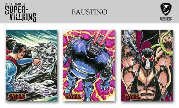 Faustino Dc6 Preview by humawinghangin