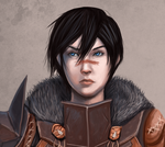Marian Hawke by Cain-the-Smexy