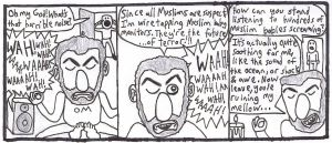 daniel pipes vs the muslims 1 by adamndirtyshame